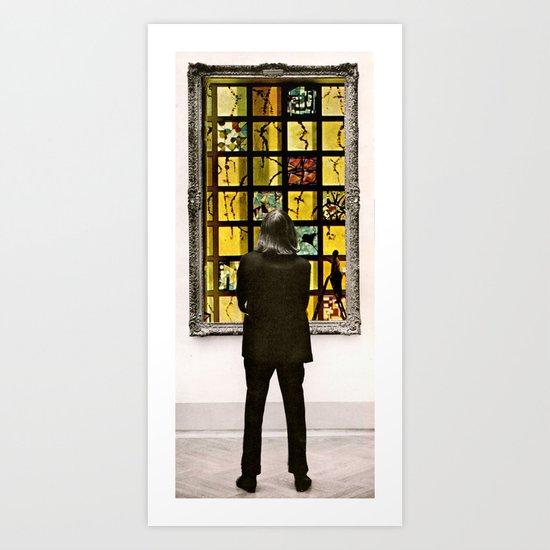 Frame 4 Art Print