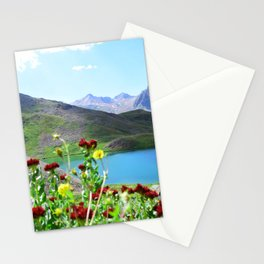 Blue Lakes Stationery Cards