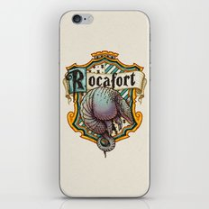 HP Rocafort House Crest iPhone & iPod Skin