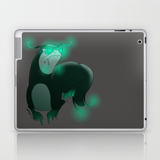 Iasharlunthene Laptop & iPad Skin
