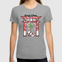 Panda Vibes T-shirt