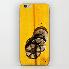 Film Reels iPhone & iPod Skin