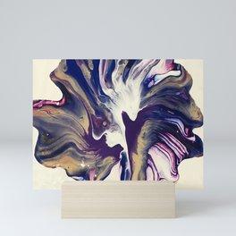 Purple Lily Mini Art Print