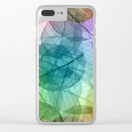 Love , eternity and surrender. Clear iPhone Case