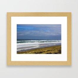 Mergency Framed Art Print