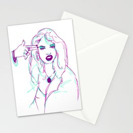 Bang Bang Stationery Cards