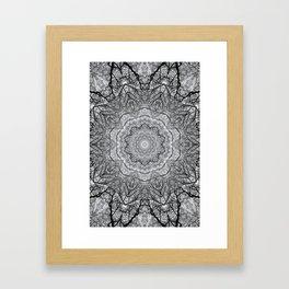 Zen Tree 1 Framed Art Print