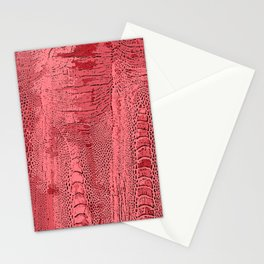 Big Bird in Red Stationery Cards