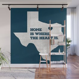 Home - Texas Wall Mural