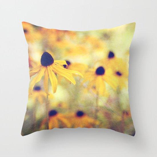 September afternoon Throw Pillow