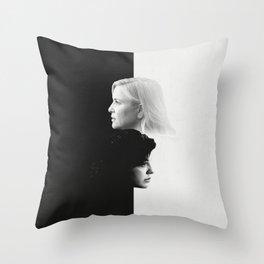 Calzona Throw Pillow