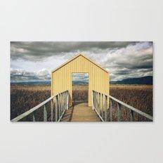 Alviso, CA Canvas Print