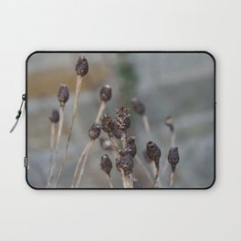 Grass Seed Heads Laptop Sleeve