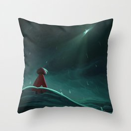 Fix Your Eyes Throw Pillow