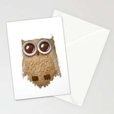 Owl Collage #6 Stationery Cards
