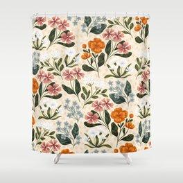 Wild Flowers ~ vol2. Shower Curtain