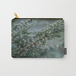 Frosted Heather Carry-All Pouch