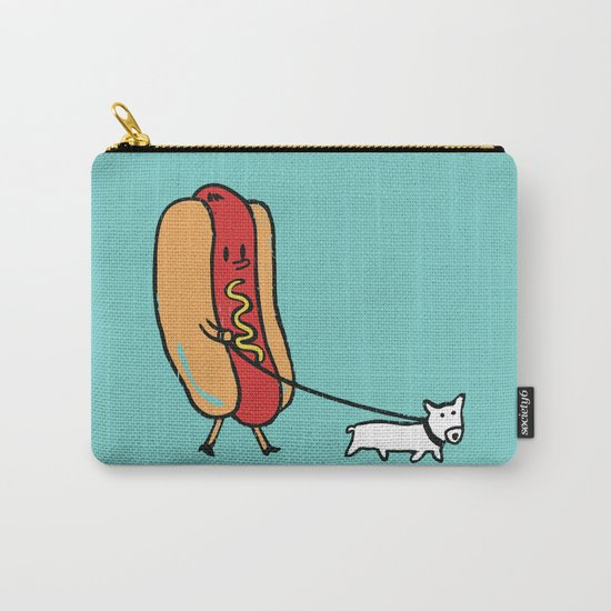 Double Dog Carry-All Pouch