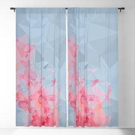 CHERRY BLOSSOM Blackout Curtain