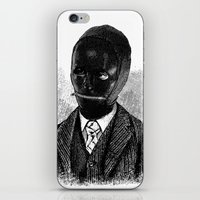 bdsm iPhone & iPod Skins featuring BDSM II by DIVIDUS