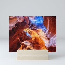 Abstract at Antelope Mini Art Print
