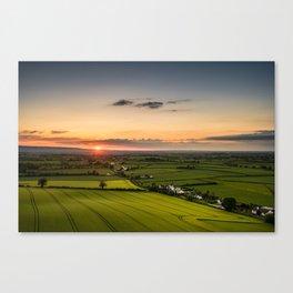 Portlaoise Canvas Print