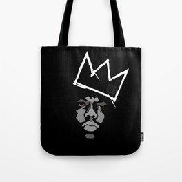 Biggie Basquiat Tote Bag