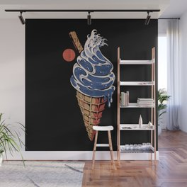 Great Ice cream Wall Mural