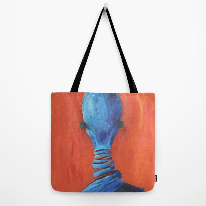 Nobody Tote Bag