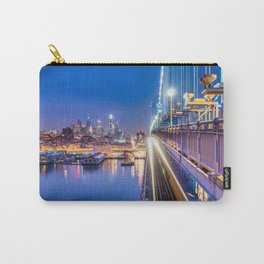 Philadelphia Waterfront Carry-All Pouch