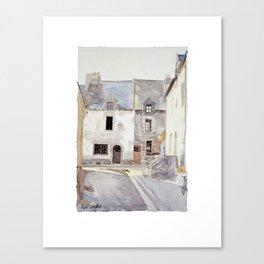 Kervalet Canvas Print