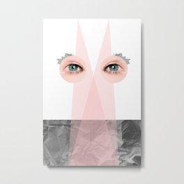 the art of seeing Metal Print