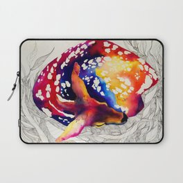 Resting Fawn Laptop Sleeve