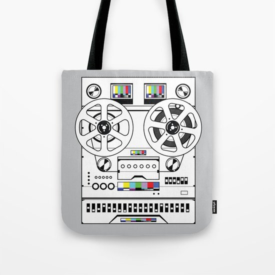 1 kHz #6 Tote Bag