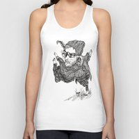 trip Tank Tops featuring Trip! Trip! by The Cosmic Youth (Gabe daCosta)