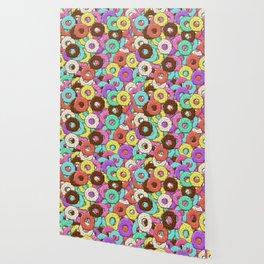 so many donuts Wallpaper