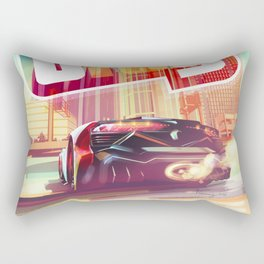 THIS IS MY CITY - Meet you in Los Santos! Rectangular Pillow