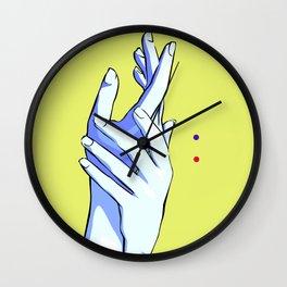Heightened Senses Wall Clock