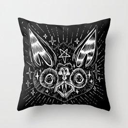 Chiroptera Throw Pillow