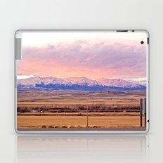 Those Crazy Mountains Laptop & iPad Skin