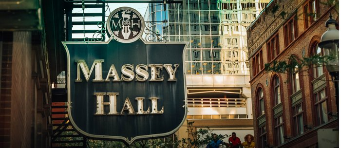 Massey hall 2017 Coffee Mug