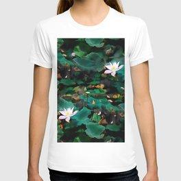 Lotus - A Pattern T-shirt