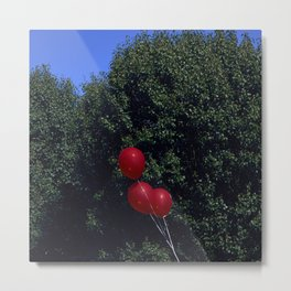 You'll Float Too Metal Print