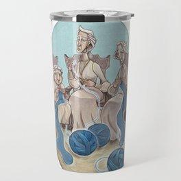 Fate's String Travel Mug
