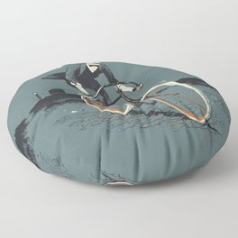 Chapeau! Floor Pillow