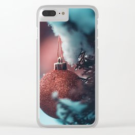 The Ornament (Color) Clear iPhone Case