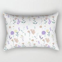 Tulum Floral 4 Rectangular Pillow