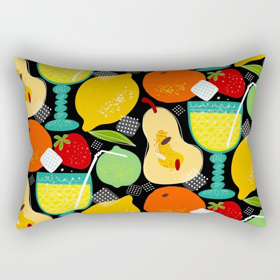 lemonade party Rectangular Pillow