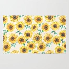 Sunny Sunflowers Rug