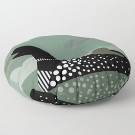 Loon Lake Floor Pillow